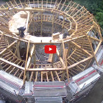 "2016 ""Binnenspelen"" docu bouw Globetheater"